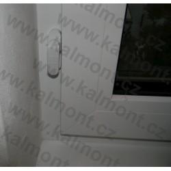 Pant pro hliníkové a ocelové dveře ME1146 - bílý*
