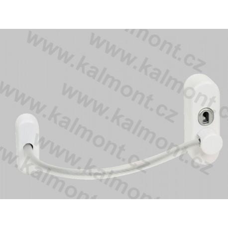 Pant pro plastové dveře R-PS27BR-3D/17-20,5 - bronz