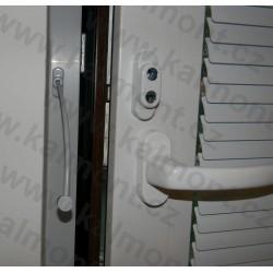 Pant pro plastové dveře Roto-DLS 150P/17-20,5 bílý