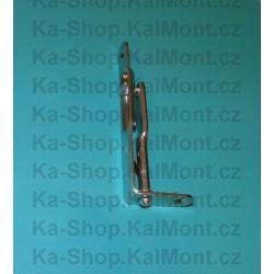Pant pro plastové dveře R-PS23B-3D/14-17,5 bílý*