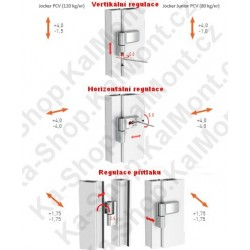 Kabelová vývodka ATEX 3119 X IECE x M32 / 13 - 21 mm