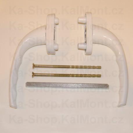 Pant závěs pro PVC plastové dveře Jocker Junior B 15,5 bronz hneda zlaty dub